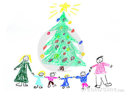 family-christmas-drawing-3781331